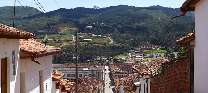 Tétraktys en Colombie