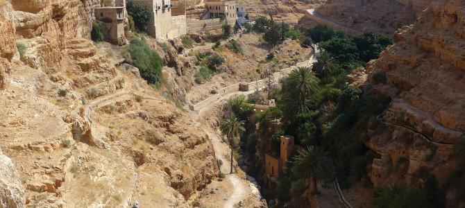 Lancement de notre Exposition Palestine, terre de randonnée !