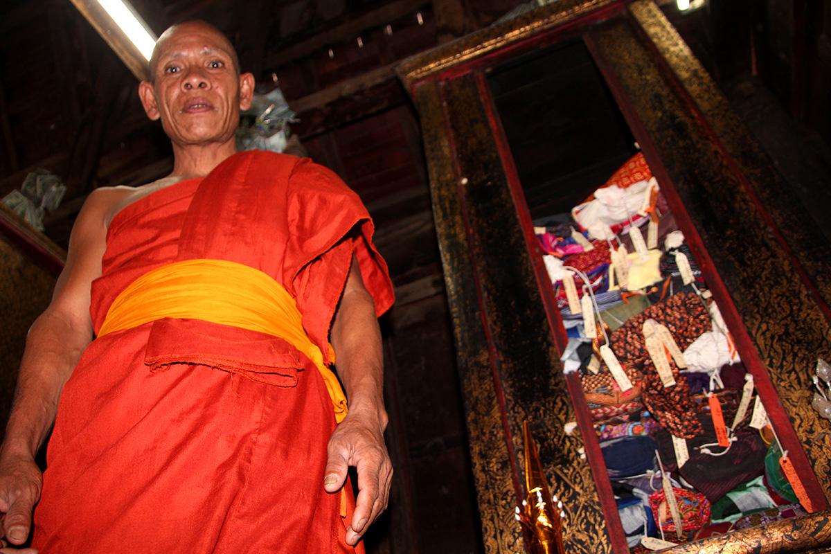 Moine Hottay Piddock Savannakhet Laos Xe Champhone