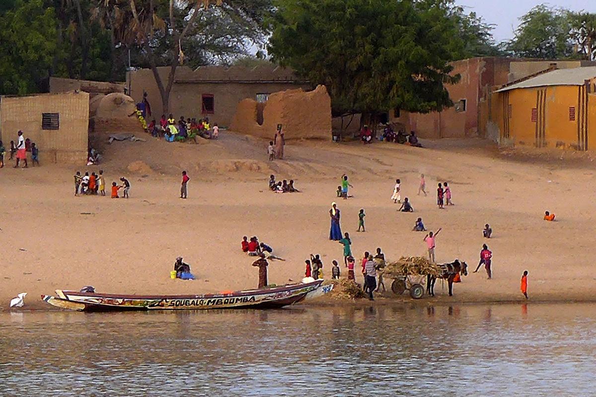 Fleuve Sénégal