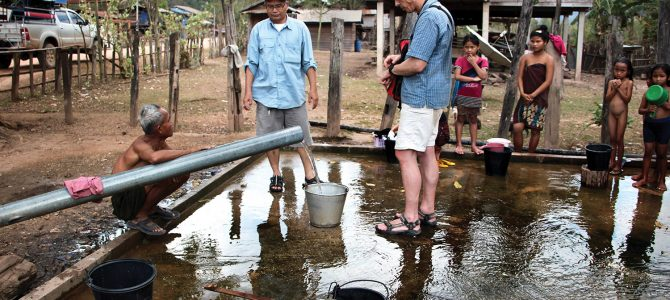 accès à l'eau potable Bilan 2017