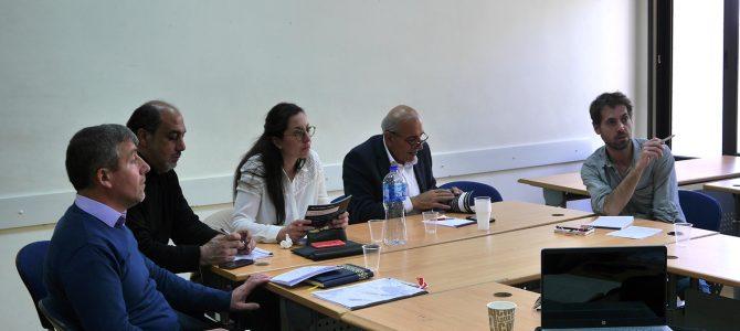 >> Lancement du programme Promouvoir la gouvernance et la citoyenneté en Palestine <<
