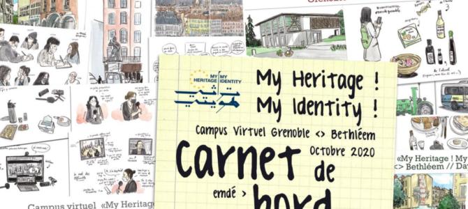 Carnet de Bord – Chantier Jeune 2020 – Grenoble