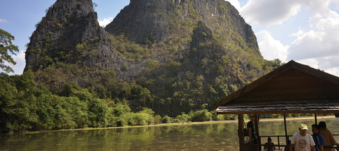 Tétraktys au Laos