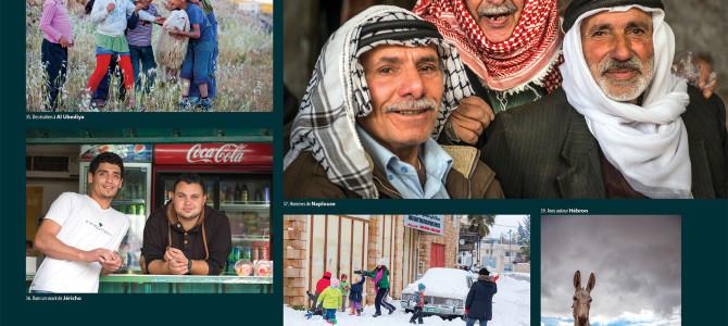 Palestine, terre de randonnée, rencontres sur le sentier d'Abraham