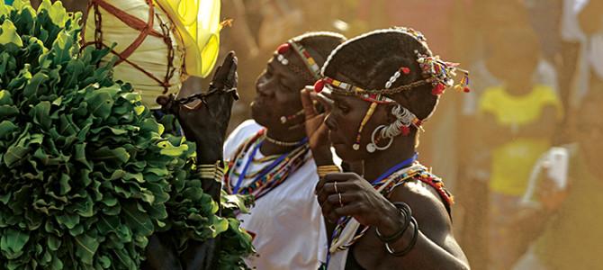 Portfolio Danses et chant du Sénégal oriental