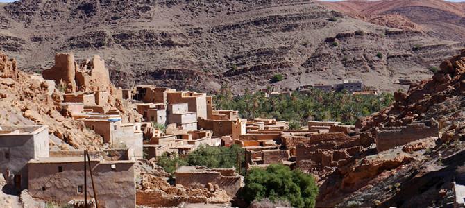 Tétraktys au Maroc