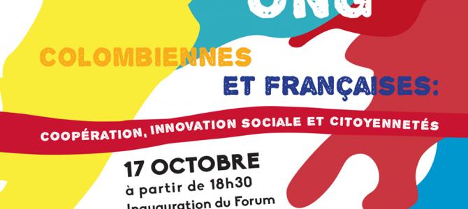 Forum des ONGs colombiennes et françaises