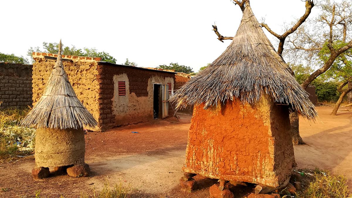 Burkina tetraktys
