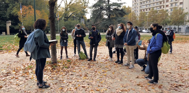 Chantier Jeune 2020 – Grenoble