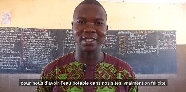 Amélioration de l'accès à l'eau potable – Commune de Péni